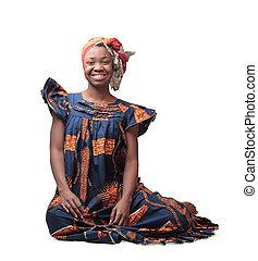 mulher preta