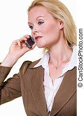 mulher telefone