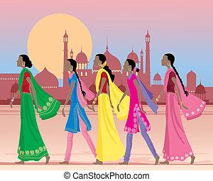 mulheres asian