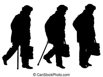 mulheres idosas