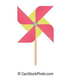 mulino vento, colorito