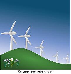 mulino vento, nuovo