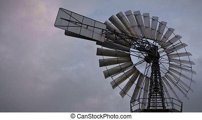 mulino vento, storico