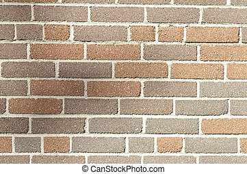 Multi Brown Brick Pattern