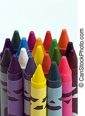 multi, carboncillos, coloreado