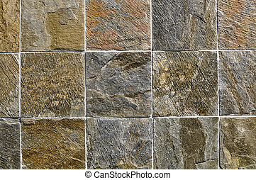 Multi Color Stone Tiles
