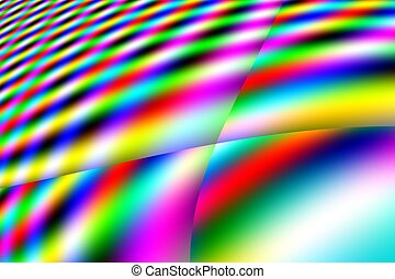 multi colored abstraction