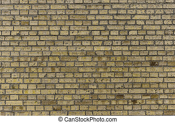Multi colored brickwork background based of the wall of...