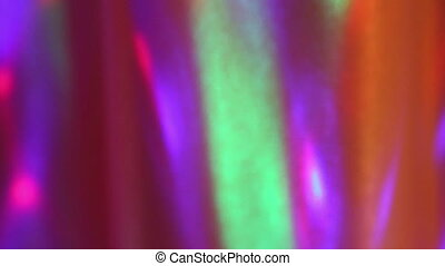 multi-colored motion light - Abstract background with...