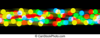 Multi-colored sparkling abstract blur background