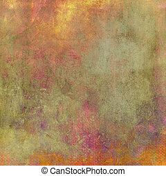 Multi colored Vivid Background