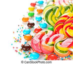 multi coloriu, doce