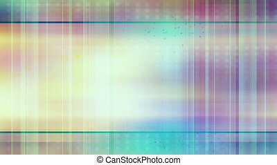 Multi colors and shapes CG background loop