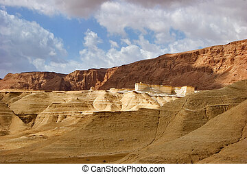 Multi-coloured mountains. - Picturesque ancient mountains...