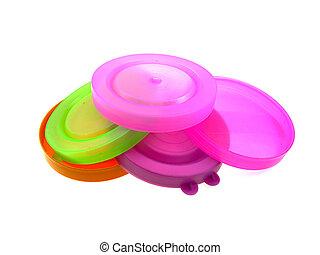 Plastic covers Stock Image   csp26739946