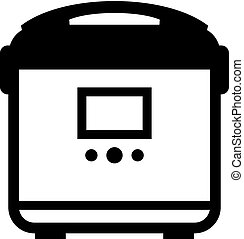 Multi cooker icon