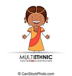 multi ethnic
