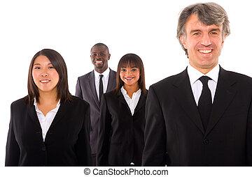 multi-ethnic, drużyna