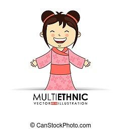 multi ethnique
