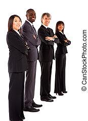 multi-etnisch, team