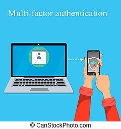 multi-factor, authentication, design.
