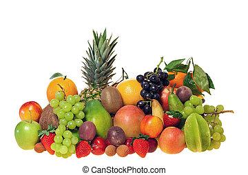 multi, fruta