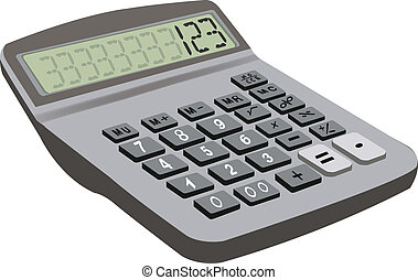 calculator - Multi-function electronic calculator