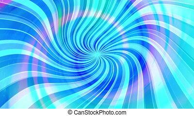 Multi layer abstract retro swirl - Retro multi layered...