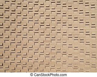 Multi-Layered Brick Wall