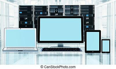 Multi platform gadget