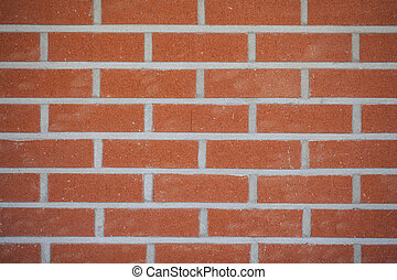 Multi purpose red brick wall background