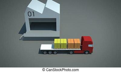 multi-stop, truckloads