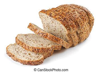 multi, ziarno, bread