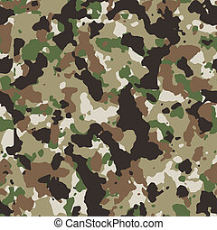 Multicam vector seamless camo