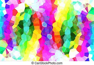 multicolor , φόντο