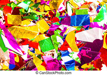 Multicolor christmas background