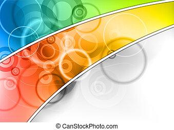 multicolor, fundo