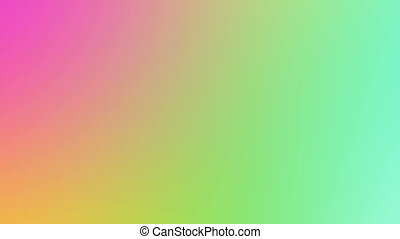 Multicolor iridescent blurry abstraction live wallpaper. -...
