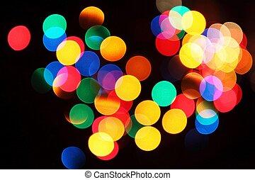 Multicolor Lights - Multicolor Focus Lights