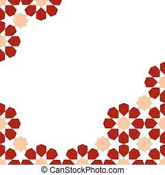 moroccan zellige template - multicolor mosaic moroccan...
