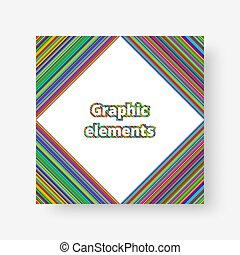 multicolor, rayas, plano de fondo