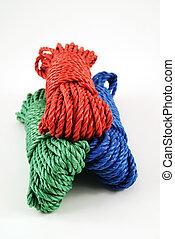 multicolor rope