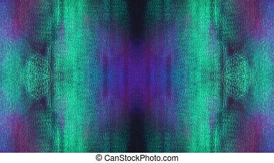 multicolore, loopable, rêveur, shimmering, dynamique, futuriste, arrière-plan.
