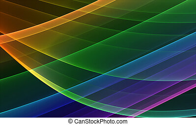 multicolored background