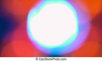 Multicolored background