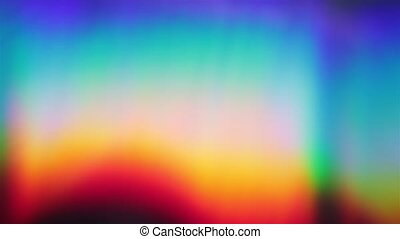 Multicolored iridescent bokeh for overlay effect. Beautiful...