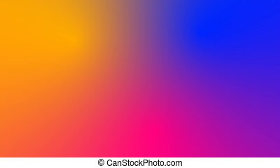 Multicolored motion gradient background. Abstract 3d rendering backdrop