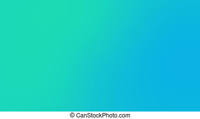 Multicolored motion gradient background. Seamless loop. Smooth transition of blue colors