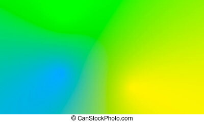 Multicolored motion gradient background