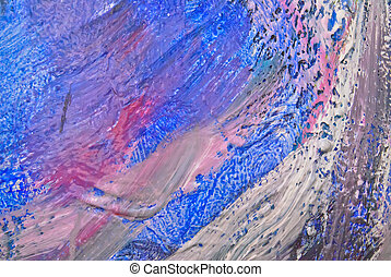 oil painting texture